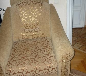 Фотография в Мебель и интерьер Мягкая мебель Продаются кресло-кровать в отличном сост в Ростове-на-Дону 6000