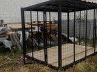Скачать бесплатно foto Мебель для спальни Вольеры для животных с дверью разборные 33156042 в Ростове