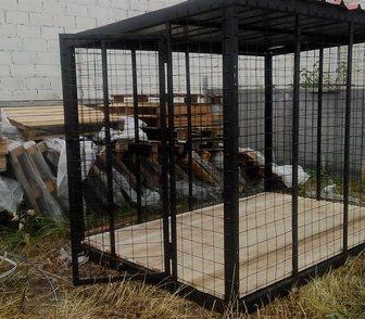 Фотография в Мебель и интерьер Мебель для спальни Вольеры для животных с дверью разборные  в Ростове 0