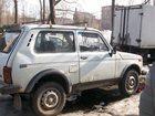 Фото в Авто Продажа авто с пробегом нива 1995 г белая. кап. ремонт двигателя. в Рыбинске 25