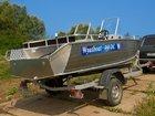 Новое фото  Купить лодку (катер) Wyatboat 460 DC 38851664 в Угличе