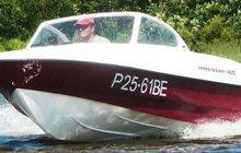 Купить лодку (катер) Афалина 400