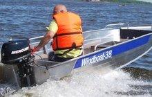 Купить лодку Windboat 38 M