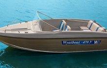 Купить лодку (катер) Wyatboat 470 У