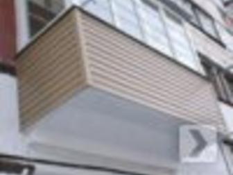 Предложения в категории обшивка балкона от компании пластстр.