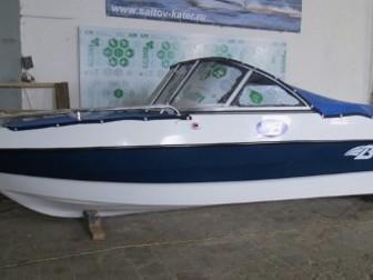 Увидеть foto  Купить лодку (катер) Бестер 485 38844450 в Твери
