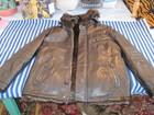 Увидеть изображение  куртка коженая на натуральном меху 37421346 в Ржеве