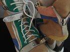 Фотография в   кроссы новые замшевые, цветные, стильные, в Самаре 5500