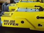 Новое изображение Спецтехника Гидромолоты DHB – серии для средних и тяжелых экскаваторов 33401213 в Самаре