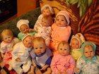 Свежее фото  куклы реборн (куклы дети) 34277404 в Самаре