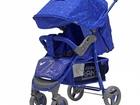 Смотреть фото Детские коляски Продам Прогулочную коляску Rant KIRA Crystal blue 39004700 в Самаре