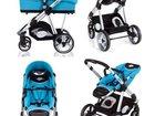 Просмотреть изображение Детские коляски Brevi OVO 3 в 1 (люлька, прогулочный блок, автолюлька), производства Италии 39656337 в Самаре