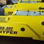 Гидромолоты DHB – серии для средних и тяжелых экскаваторов