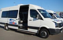 Пассажирские перевозки на микроавтобусе