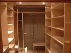 Смотреть фото Производство мебели на заказ Гардеробные из дсп на заказ 30699863 в Санкт-Петербурге