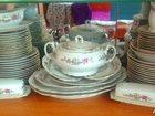 Увидеть фото Антиквариат Японский столовый сервиз SONE 3686 32314235 в Сочи