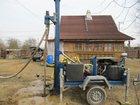 Скачать фотографию Буровая установка Продам МГБУ на базе автоприцепа катВ 34066065 в Санкт-Петербурге