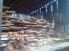 Фотография в Строительство и ремонт Отделочные материалы СРОЧНО! Необрезная доска ценных пород древесины. в Санкт-Петербурге 10000