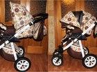 Увидеть foto  Продам детскую коляску в идеальном состоянии, 34817995 в Санкт-Петербурге
