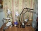 Фото в   Продам разные настольные лампы (светильники) в Санкт-Петербурге 700