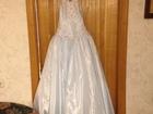 Свежее изображение Свадебные платья Продам свадебное платье голубого цвета, 35236691 в Санкт-Петербурге