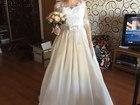 Уникальное фото Свадебные платья свадебное платье Daria Karlozi 35313056 в Санкт-Петербурге