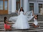 Фото в Одежда и обувь, аксессуары Свадебные платья Продам стильное свадебное платье сшитое на в Санкт-Петербурге 21000