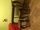 Фото в Мебель и интерьер Столы, кресла, стулья Новый стол ручной работы. Из массива сосны. в Санкт-Петербурге 7000