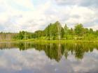 Фотография в   Продам земельный участок в небольшом коттеджном в Санкт-Петербурге 520000