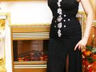 Фото в Одежда и обувь, аксессуары Женская одежда Платье вечернее, чёрное. Размер 48-50, рост в Санкт-Петербурге 1300