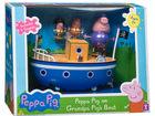 Смотреть фото Детские игрушки Лодка с Семейкой Пеппа (оптом, в наличии) 37728356 в Санкт-Петербурге