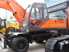 Аренда колесного экскаватора ЕК-12