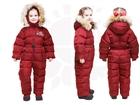 Новое изображение  Зимний детский комбинезон на пуху для девочки «СЕВЕРНОЕ СИЯНИЕ РУМБА» 68271079 в Санкт-Петербурге