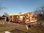 Смотреть foto Строительство домов Дома из сухого профилированного бруса 68460454 в Санкт-Петербурге