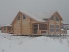 Свежее изображение Строительство домов Дома из сухого профилированного бруса 68517271 в Санкт-Петербурге