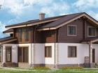 Скачать изображение Загородные дома Дом из бруса Проект ТД-47 69257528 в Санкт-Петербурге