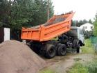 Скачать бесплатно изображение  Песок, щебень, земля c доставкой СПб, ЛО 69680407 в Санкт-Петербурге
