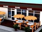 Смотреть фотографию  Аренда помещения под кафе, Есть летняя терраса 70326742 в Санкт-Петербурге