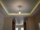 Новое фото Другие строительные услуги Натяжные потолки от производителя 72247650 в Санкт-Петербурге
