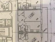 """Продажа однокомнатной квартиры в Шушары ЖК """"Юнион""""  1к. кв. , площадь 32, 5+ лод"""