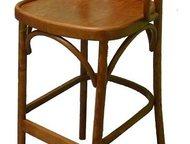 Барный деревянный стул Аполло Классический дизайн барного стула отлично подойдет
