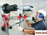 Сверление продухов в фундаментах Необходимость сверлить отверстия в стенах или п