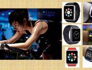 Смарт-часы Smart watch GT08 с фабрики Товар всех цветов в наличии  Новинка и хит