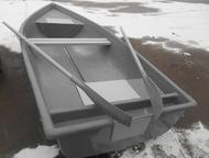 Новую лодку с рундуками от производителя Продам новую лодку с рундуками от произ