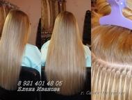Наращивание волос сколько надо для густых волос