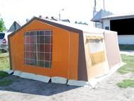 Прицеп палатка La boheme mini Прицеп палатка La boheme mini  технические характе