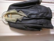 Куртка-дубленка новая куртка-дубленка настоящая фирменная. Очень хорошего качест