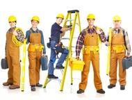 Выполнение любых ремонтно-отделочных работ Бригада профессиональных рабочих, вып