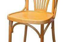 Деревянное венское кресло Роза