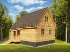 Скачать бесплатно foto Продажа домов Дома из бруса под ключ 34581512 в Саранске